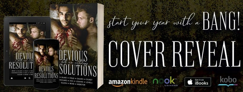 Devious Resolutions Anthology CR Banner