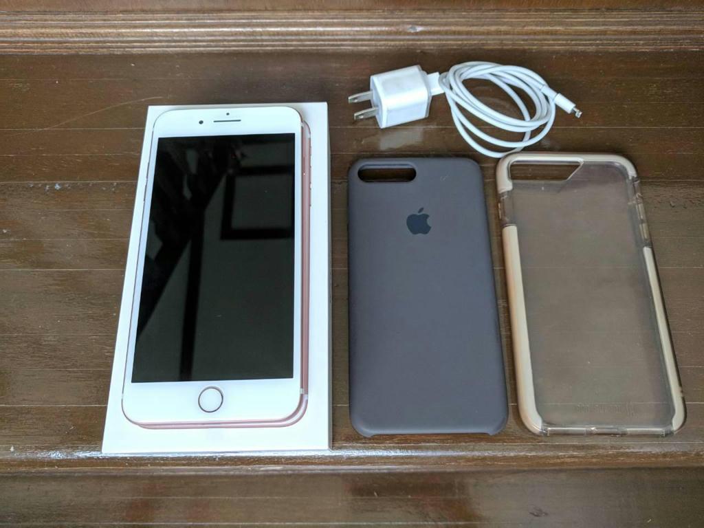 Apple Iphone 7 Plus 128gb Rose Gold 128 Gb External Image