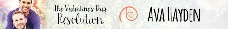 Ava Hayden - The Valentine's Day Resolution headerbanner