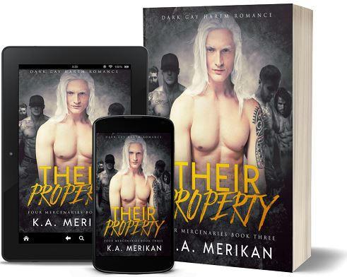 K.A. Merikan - Their Property 3d Promo