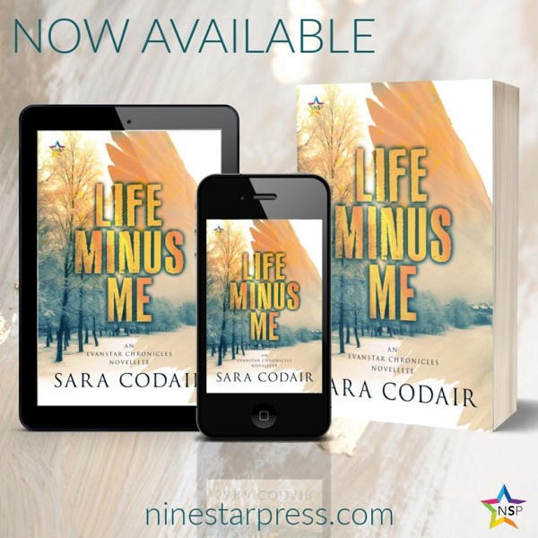 Sara Codair - Life Minus Me Now Available
