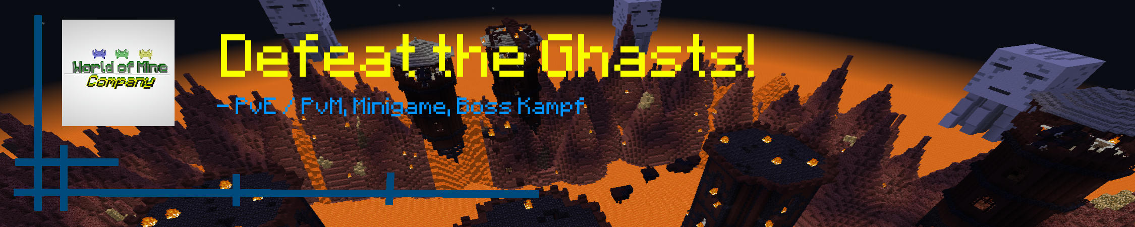 Defeat the Ghasts