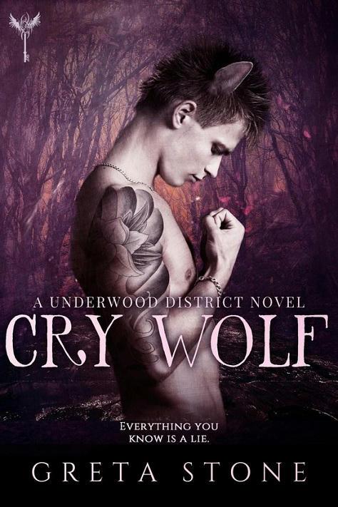 Greta Stone - Cry Wolf Cover