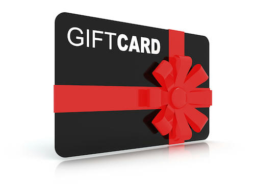 Know the Redemption Restrictions of Your Gift Cards