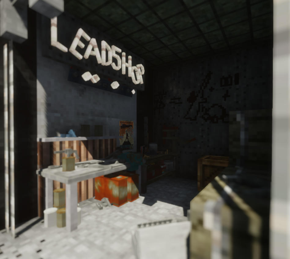 Fallout: Paradise - Work in progress RP/MMORPG server - BUILDERS NEEDED Minecraft Map