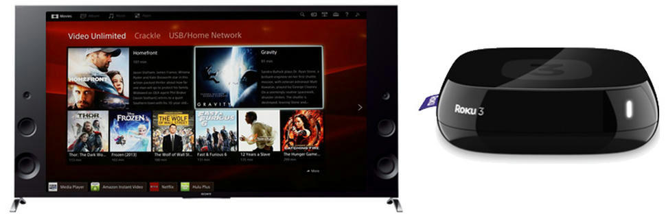 Which Gives You Better Value for Money: a Smart TV or Media Streamer