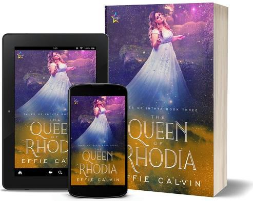 Effie Calvin - The Queen of Rhodia 3d Promo