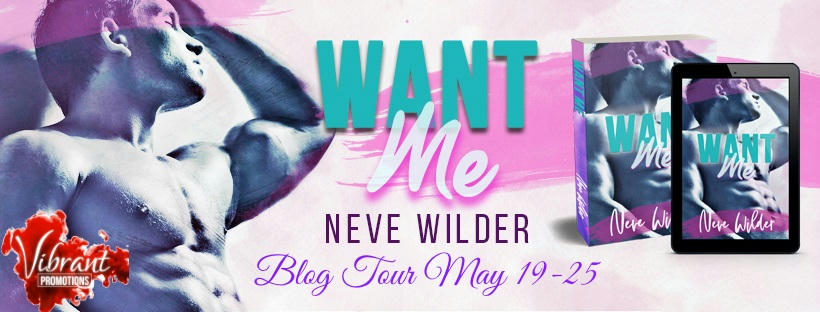 Neve Wilder - Want Me Tour Banner