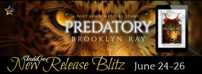 Brooklyn Ray - Predatory RB Banner