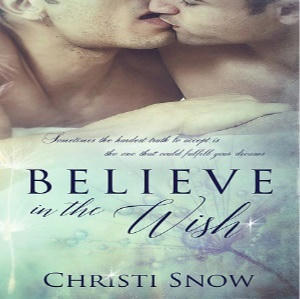Chrisit Snow - Believe in the Wish Square