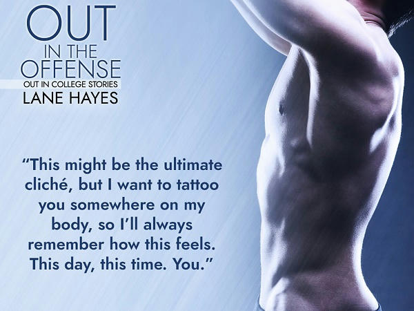 Lane Hayes - Out in the Offense teaser1