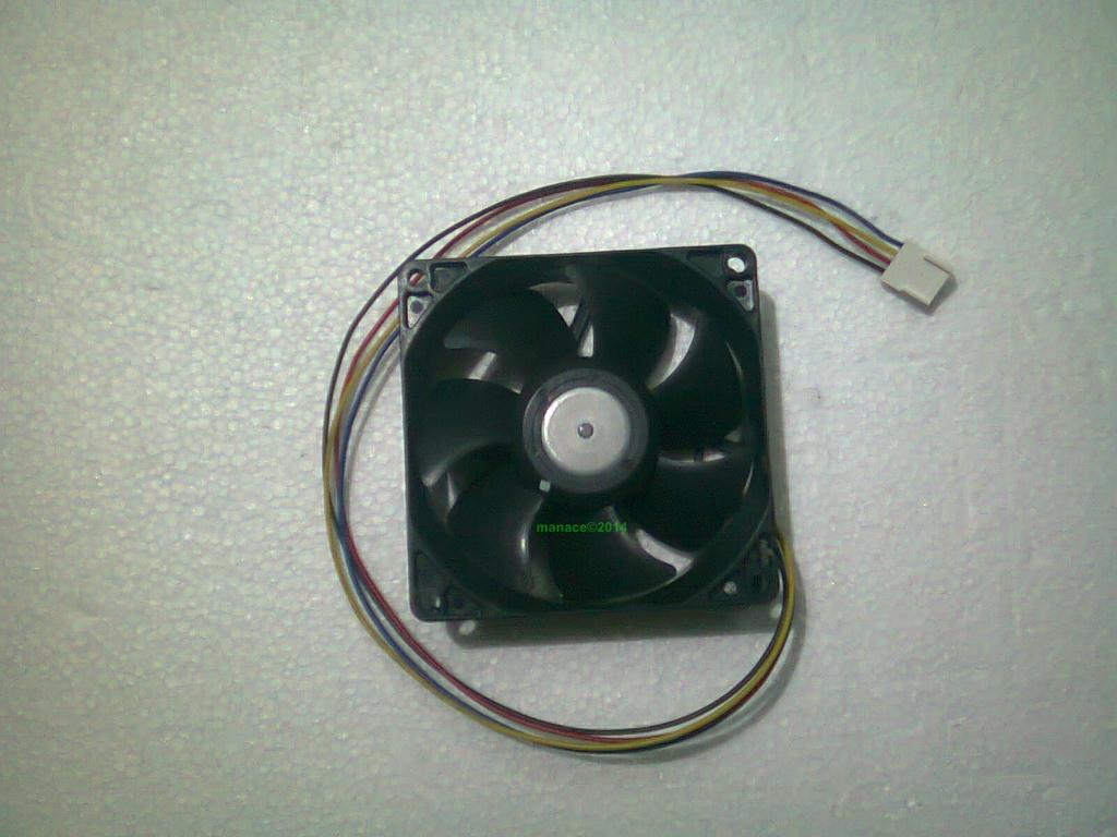 Các loại quạt làm mát - Cooling fans