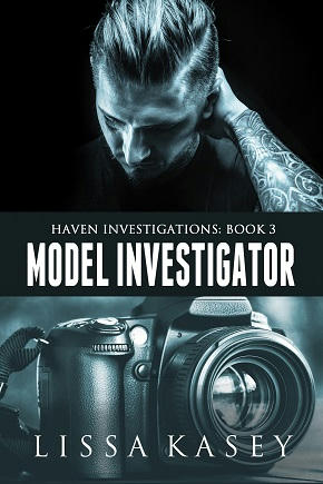 Lissa Kasey - Model Investigations Cover