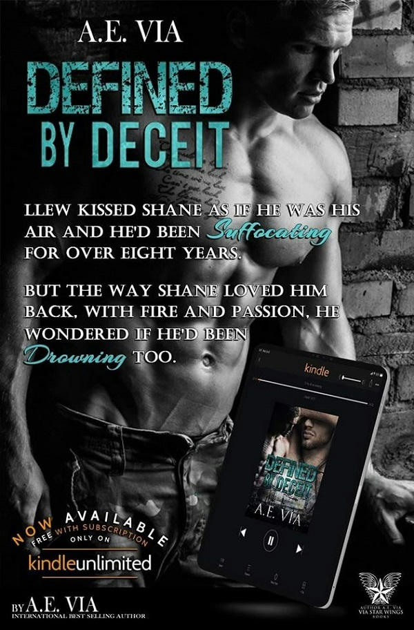 A.E. Via - Defined by Deceit Promo KU 1