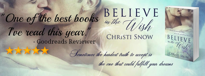 Christi Snow - Believe in the Wish Teaser 1