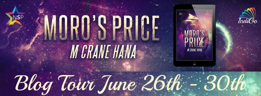 M. Crane Hana - Moro's Price BT Banner