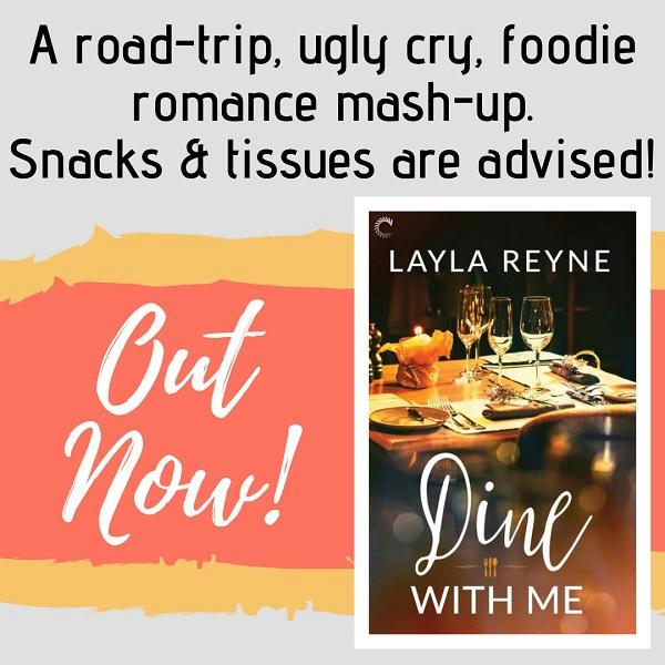 Layla Reyne - Dine With Me Promo 1