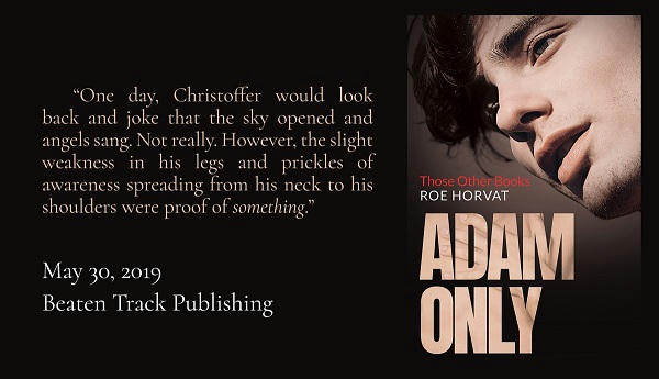 Roe Horvat - Adam Only Promo
