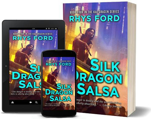Rhys Ford - Silk Dragon Salsa 3d Promo
