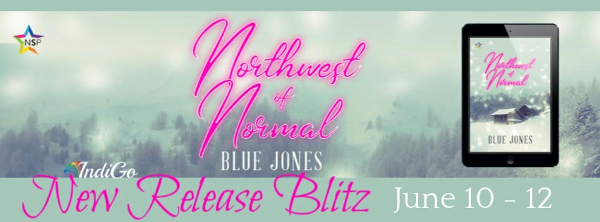 Blue Jones - Northwest of Normal RB Banner
