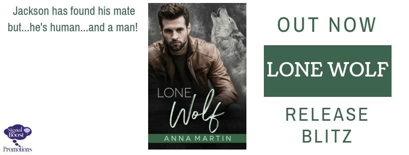 Anna Martin - Lone Wolf RBBanner