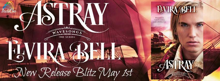 Elvira Bell - Astray Blitz Banner