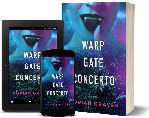 Dorian Graves - Warp Gate Concerto 3d Promo