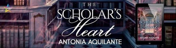 Antonia Aquilante - The Scholar's Heart NineStar Banner