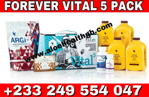 forever vital 5 provides an advance nutrition for the body system and improves immunity