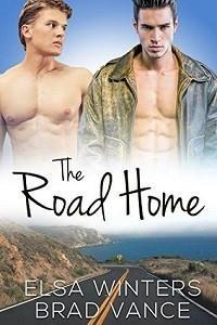Brad Vance & Elsa Winters - The Road Home Cover