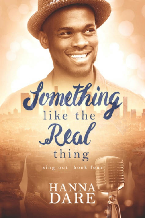 Hanna Dare - Something Like The Real Thing Banner