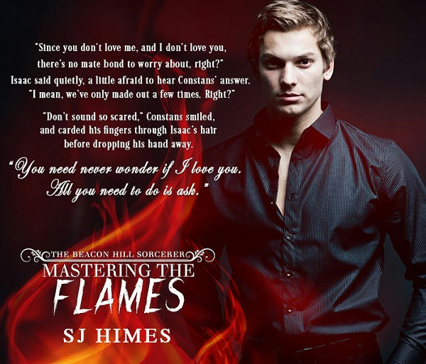 S.J. Himes - Mastering the Flames Promo 2