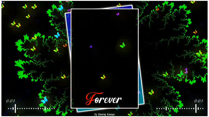 Forever Osm Green Screen WhatsApp Status Template To