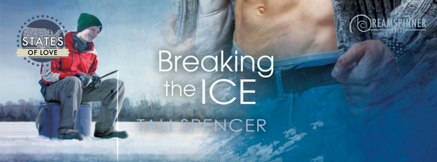 Tali Spencer - Breaking the Ice Banner