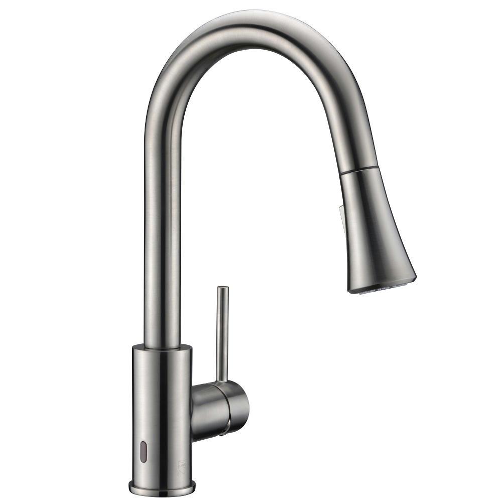 AB50 3262BN Kitchen Faucet Sensor, Brushed Nickel