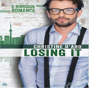 Christine d'Abo - Losing It Cover Square