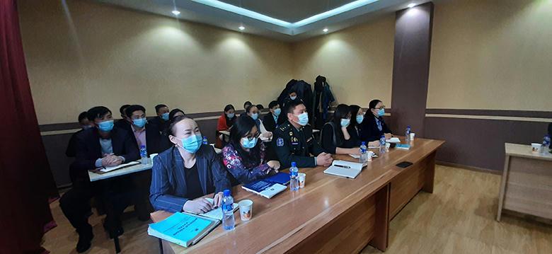 Говь-Алтай аймаг дахь Шүүхийн шийдвэр гүйцэтгэх газартай хамтарсан уулзалт зохион байгуулав.