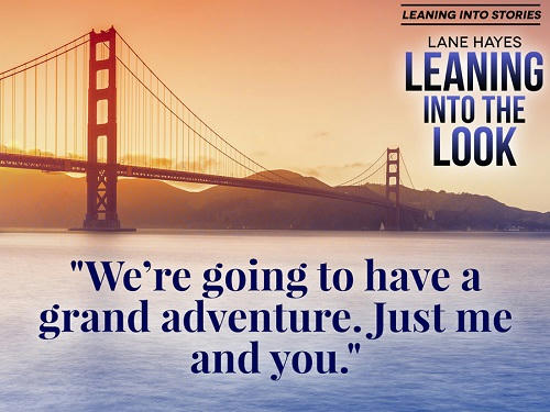 Lane Hayes - Leaning Into The Look Audio teaser 1