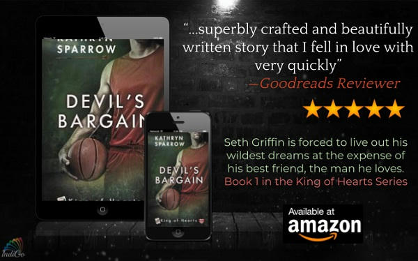 Kathryn Sparrow - Devil's Bargain Teaser