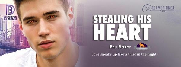 Bru Baker - Stealing His Heart Banner s