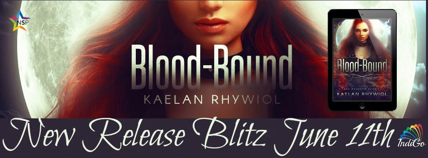 Kaelan Rhywiol - Blood-Bound RB Banner