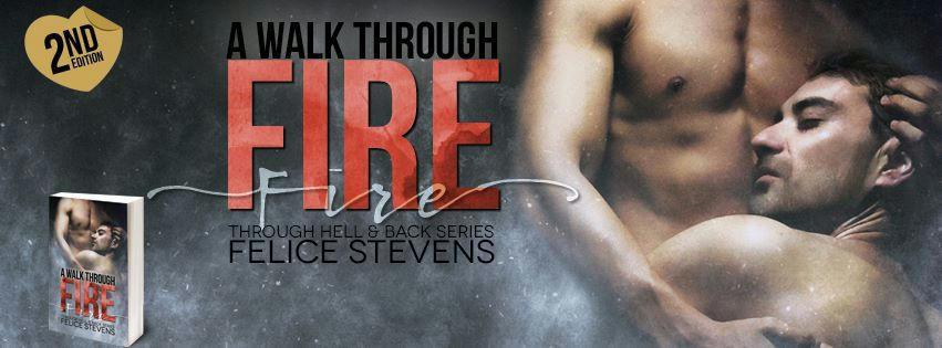 Felice Stevens - A Walk Through Fire Banner