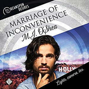 M.J. O'Shea - Marriage of Inconvenience Cover Audio