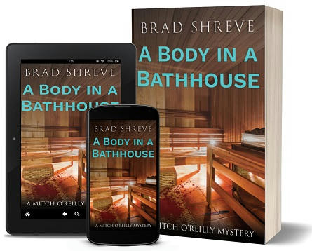 Brad Shreve - A Body In A Bathhouse 3d Promo