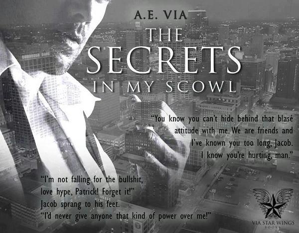 A.E. Via - Secrets in My Scowl Teaser 3