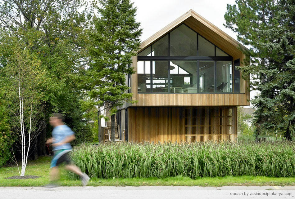 Macam Macam Model Rumah Villa Creo House