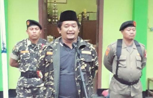 HTI Kalah Gugatan, Ansor Kota Tasik Sujud Syukur