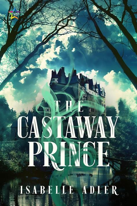 Isabelle Adler - The Castaway Prince Cover