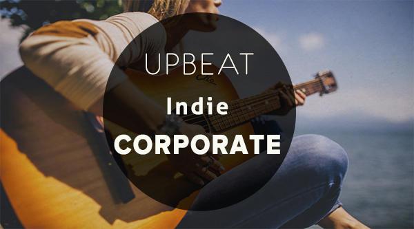Uplifting Indie Rock & Energetic Upbeat - 14