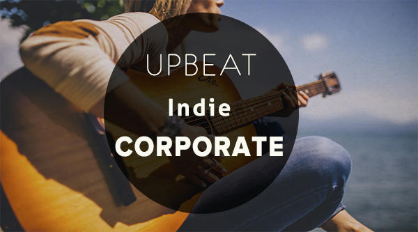 Driving Upbeat & Uplifting Energetic Indie Rock - 11